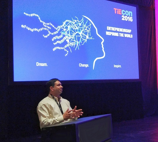 Enterprise Security Product Expert Aditya Shukla Talks On New User Behavior and Entity Analytics Products at TIECON 2016